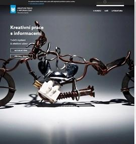 FF - KISK: Kreativní práce s informacemi