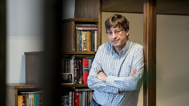 Historik PhDr. Petr Blažek, Ph.D. (Ústav pro studium totalitních režimů), host debaty k filmu Palach, 11.12.2018 ve 20:30 hod.