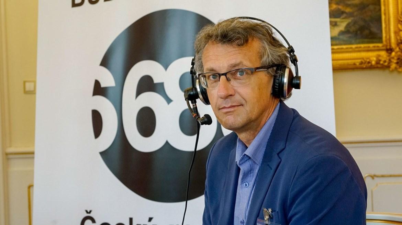 Historik Prokop Tomek (Vojenský historický ústav Praha), host debaty k filmu Okupace 1968, 27.11.2018 od 20:30 hod.