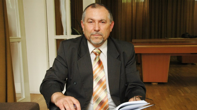 Historik prof. Františk Hanzlík (Univerzita Obrany), host debaty k filmu Toman, 2.10.2018