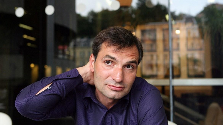 Herec Jiří Macháček, host debaty k filmu Toman, 2.10.2018 od 20:00