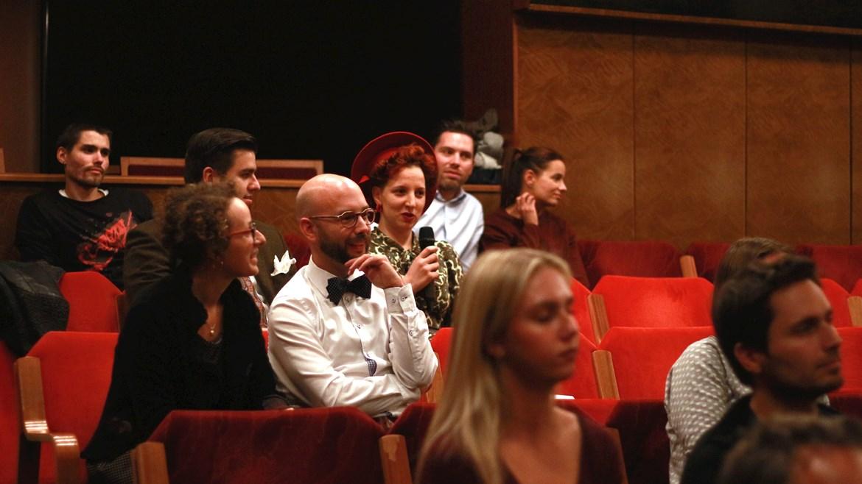 Dotazy z publika k filmu Toman, 2.10.2018