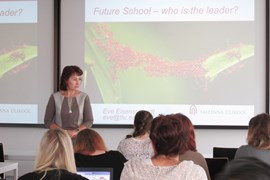Eve Eisenschmidt: Future School – who is the leader?