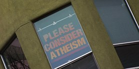 Is atheism associated with a specific way of thinking?