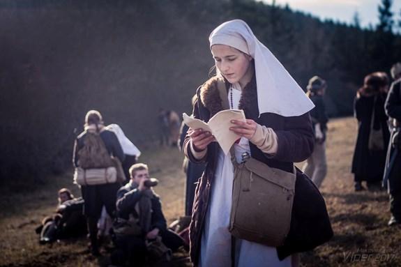 Sabina Žilková si za rok zahraje přes dvacet her ve fiktivním světě. Foto: Thief of Souls