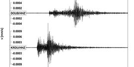 Zemětřesení na Slovensku uTrenčianských Teplic 17.8.2018 M 3,0