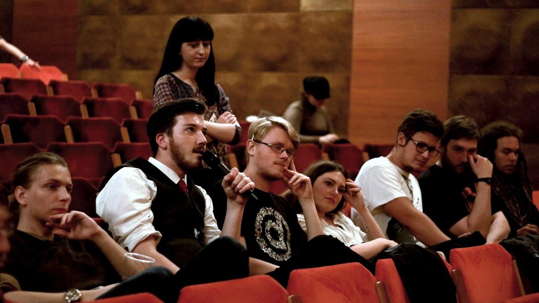 Debata po filmu Dubček 9.10.2018