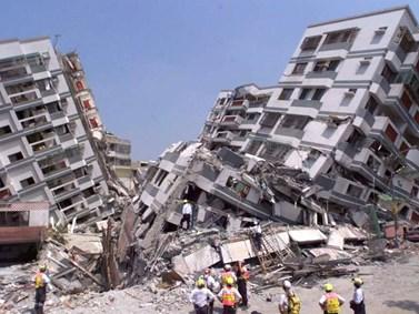 Pocítili jste zemětřesení?