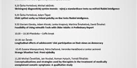 Výzkumný seminář IVDMR a Katedry psychologie FSS MU