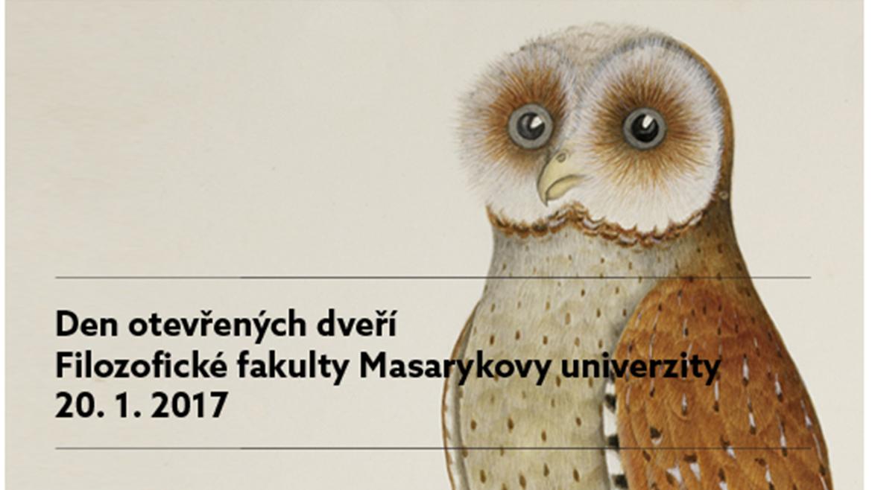 Získejte blížší informace o studiu na FF MU