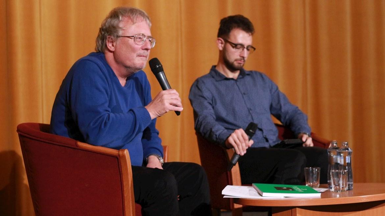 Debata po filmu Ucho s PhDr. Jaromírem Blažejovským, Ph.D.