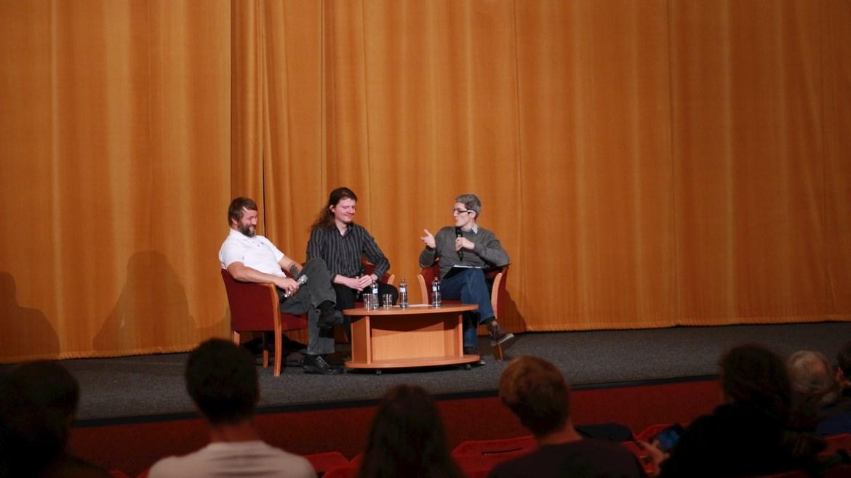 Debata po filmu Stud s Mgr. Petrem Bilíkem, Ph.D. a Mgr. Radomírem Kokešem, Ph.D.