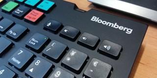 Nové umístění terminálu Bloomberg
