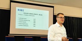 Představení a vyhodnocení vzdělávacího programu CERPEK