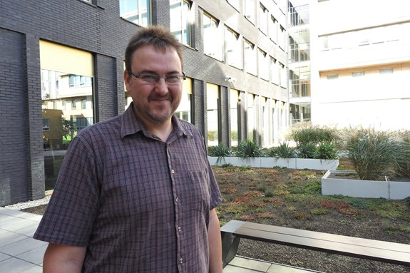 Associate Professor Aleš Horák is the head of the Department of Machine Learning and Data Processing at FI MU