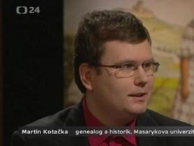 Martin Koačka v Historii CS