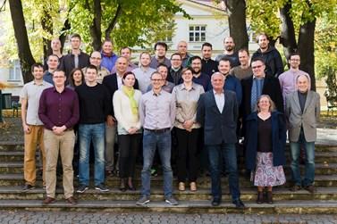 CEPLANT team, October 2018