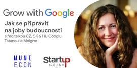 Grow with Google: Jak se připravit na joby budoucnosti?