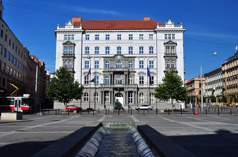 Nejvyšší správní soud rozhoduje kauzu Kamila Kydalky. Foto: Supreme administrative court of the Czech Republic, Millenium187, 17. dubna 2011, CC BY-SA 3.0.