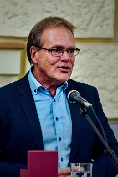 Vědec Wieger Bakker se zajímá o inovace ve vysokoškolském vzdělávání. Foto: Lenka Brothánková
