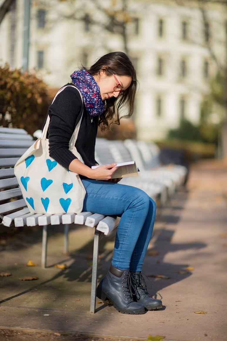 Dominika Sladká by se chtěla sociologickému výzkumu věnovat i poté, co dokončí univerzitu. Foto: Jan Pánek