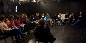 Budapešť: Divadlo ve výchově za hranicemi