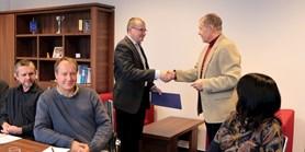 Obdrželi jsme osvědčení o úspěšně obhájených akreditacích nových studijních programů