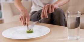 Poruchy příjmu potravy: Internet je dvousečná zbraň