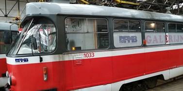 Univerzita představuje patentované vynálezy v Galerijní tramvaji