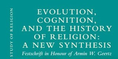 New edited volume in honor of Armin W. Geertz