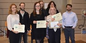 Školní kolo soutěže studentských psychologických prací 2018