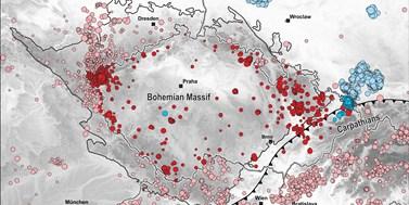 Národní katalog zemětřesení v ČR