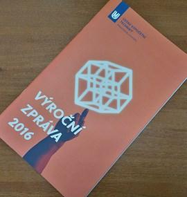 Výroční zpráva 2016
