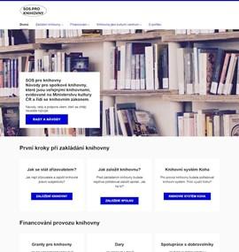 SOS pro knihovny