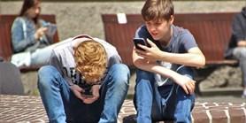 Co děti hledají na internetu