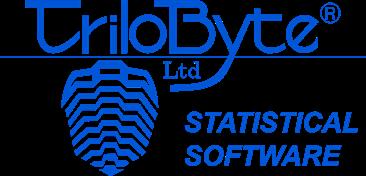 TriloByte Statistical Software