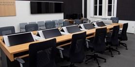 Multimediální newsroom pro studenty FSS