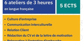 """Nabídka kurzu """"Le Français de l'entreprise"""""""