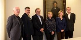 Zahraniční vědci pomáhají zlepšovat univerzitu