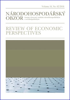 Národohospodářský obzor (Review of Economics Perspectives)