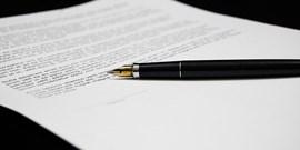 Podpis smlouvy s generálním dodavatelem stavby SIMU