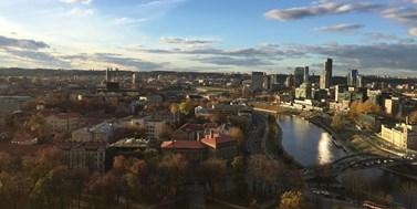 Erasmus v Litvě – Pobaltí vám učaruje