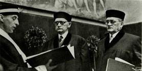 Pomohl založit univerzitu i brněnskou právní školu
