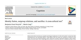 New Publication on Identity Fusion Theory