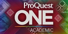 Zkušební přístup k megakolekci ProQuest One Academic
