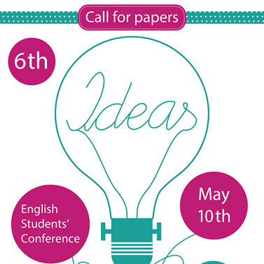 6th IDEAS English Students' Conference