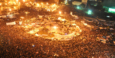 Political Economy of the Arab Uprisings