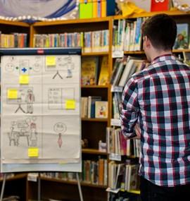 Sociální inovace v knihovnách