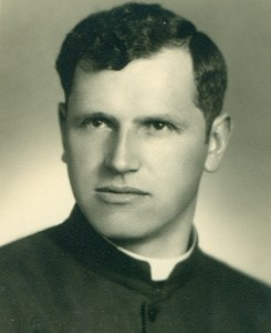 Páter Josef Toufar, archiv České televize