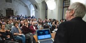 Mendel Lectures a Seminar Series přivádí na univerzitu špičkové přednášející